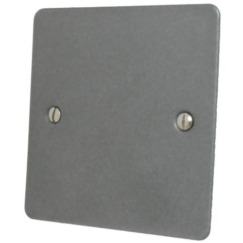 Flat Plate Pewter